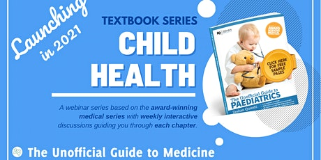 UGTM- Paediatric Textbook Webinar Series tickets
