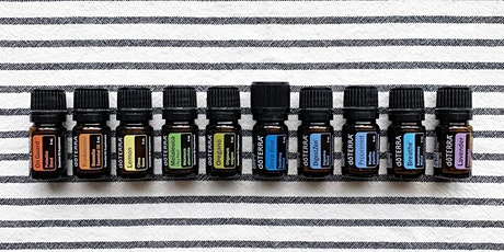 Everyday Wellness with Essential Oils tickets