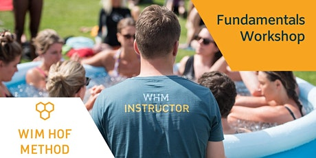 Wim Hof Method Fundamentals Workshop with Connect Healthcare tickets