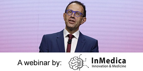 Shaping an Innovation Ecosystem in Healthcare: a chat with Stefano Bertuzzi tickets