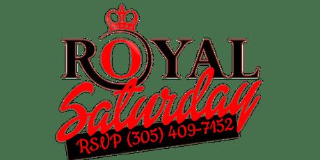 Royal Saturdays tickets