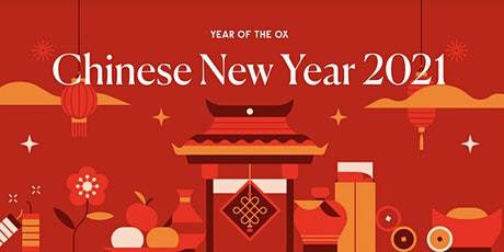 2021 Chinese New Year Party tickets