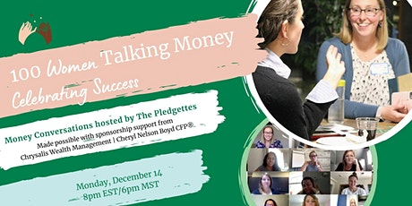 100 Women Talking Money: Celebrating Success tickets