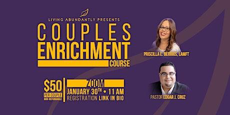 Couples Enrichment Course tickets