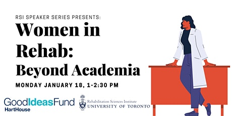 Women in Rehab: Beyond Academia tickets