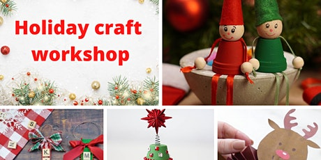 Kids Xmas Craft Workshop 2 tickets