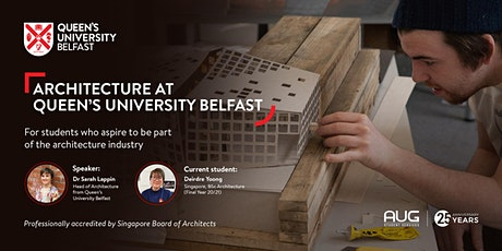Architecture at Queen's University Belfast