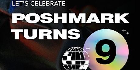 Poshmark's 9th Birthday - Virtual Posh n Sip tickets