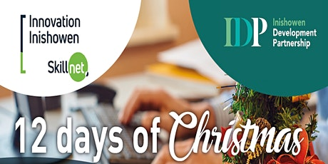 9th Day of Christmas- Lining your socials with Megnificent Creative tickets