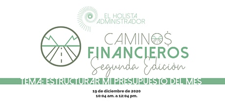 Caminos Financieros - Segunda Edición boletos