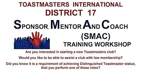 SMAC Workshop tickets