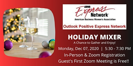 ABWA OPEN presents A Holiday Celebration tickets