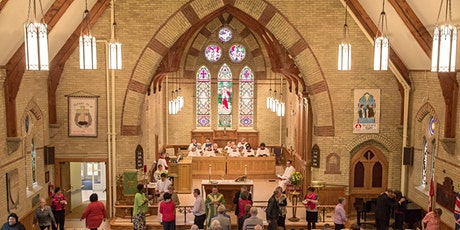 All Saints Sunday Worship Service - December 6 tickets