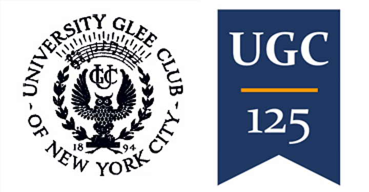 """The University Glee Club of New York City presents  """"Coming to New York"""" image"""