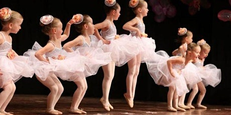 Book FREE Trial 3-4 yrs. Ballet/Tap ($15.00 Value) tickets