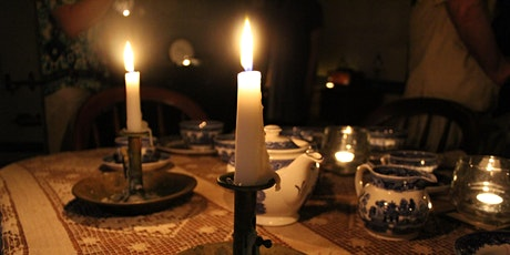 Baldwin Home Candle Lit Tour tickets