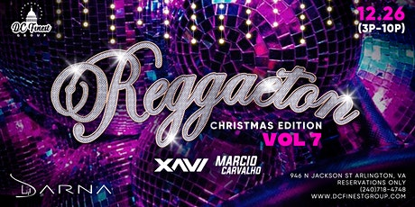 Reggaeton Vol 7: Christmas Edition tickets