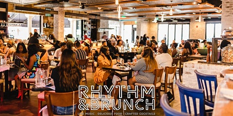 Rhythm & Brunch December 20TH tickets