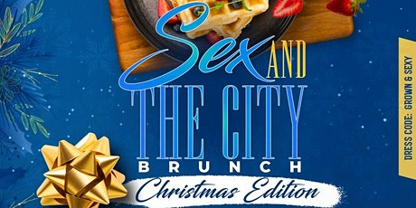 Sex and The City Brunch tickets