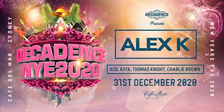 Decadence NYE 2020 tickets