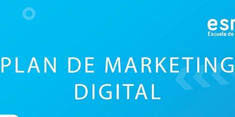 Plan de Marketing Digital boletos