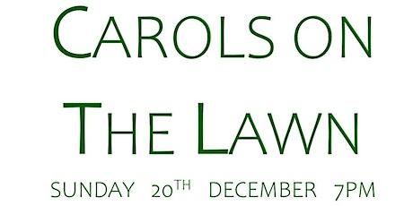 Carols on The Lawn tickets