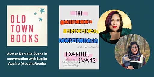 Old Town Books Book Club: The Office of Historical Corrections