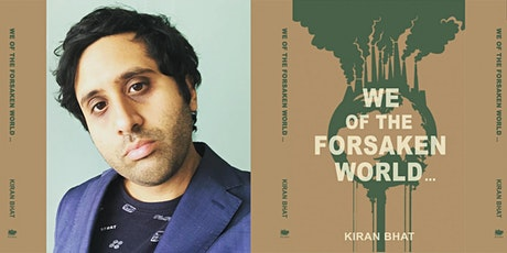 Book launch: We of the Forsaken World by Kiran Bhat tickets