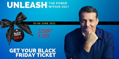Unleash the Power Within Virtual tickets