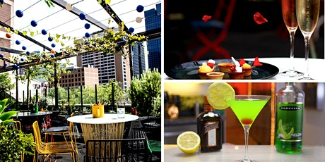 Christmas Bottomless Brunch on our Rooftop Garden tickets