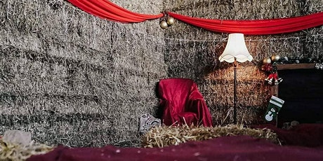 The Hayloft Santa Experience - Monday 14th December 2020 tickets