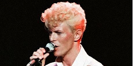 David Bowie 1980/1997 billets