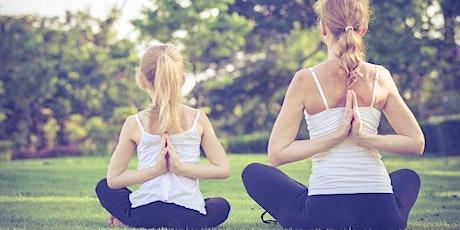 Yoga Covid-19 tickets