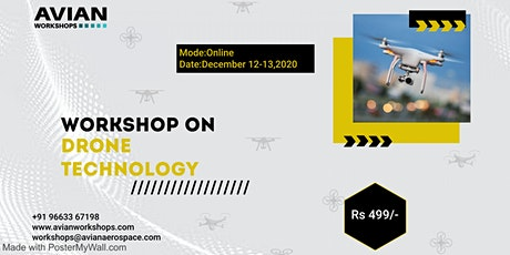 Workshop on Drone Technology tickets