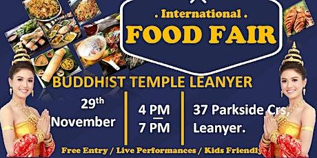 International Food Fair tickets