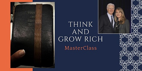 Think and Grow Rich - Masterclass tickets