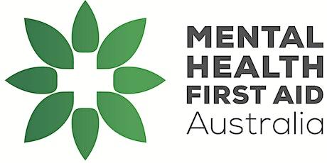 Youth Mental Health First Aid Training | Bairnsdale location | 2x Saturdays tickets