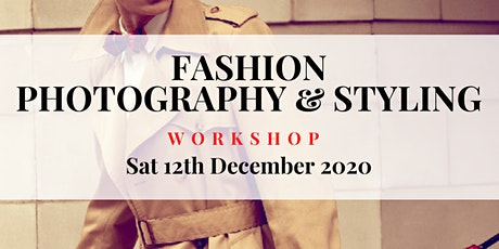 Fashion Photography & Styling Workshop tickets