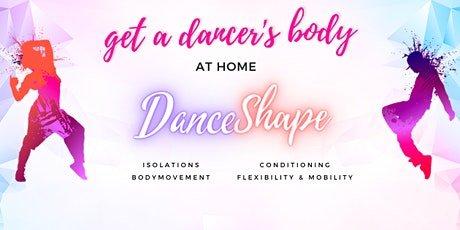 DanceShape for everyone! tickets
