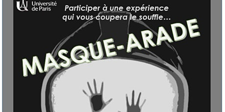 Escape Game Masque-arade billets