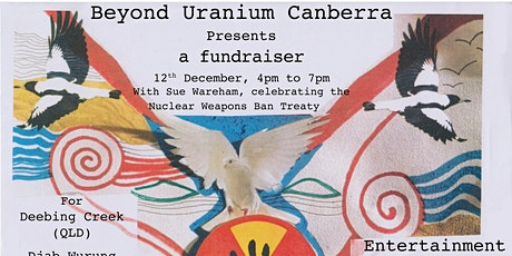 Fundraiser! Celebrating the nuclear weapons ban treaty! tickets