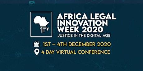 Africa Legal Innovation Week 2020 tickets