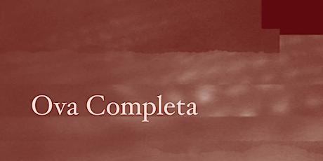 Susana Thénon's Ova Completa: A Book Launch tickets
