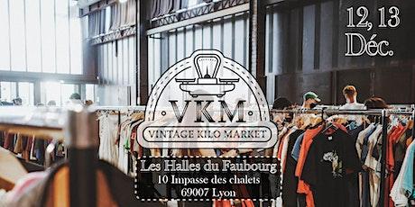 Vintage Kilo Market - Lyon