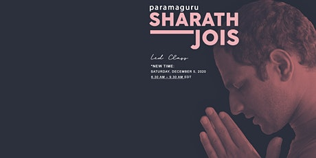 Sharath Jois - Led Primary & Conference - December 5th 2020 tickets