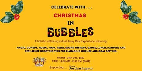 Christmas in Bubbles tickets