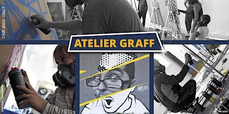 Atelier graff Calligraff février 2021 billets