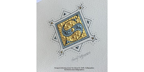 Introduction to Calligraphy & Illumination tickets