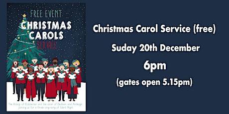 Christmas Carol Service tickets