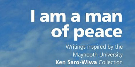 I am a Man of Peace: Book Launch to mark International Human Rights Day tickets